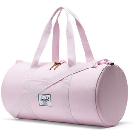 Herschel Sutton Mid-Volume Duffle, pink lady crosshatch